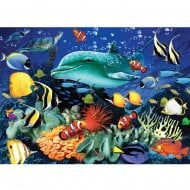 1000 Piece Jigsaw - Coral Reef