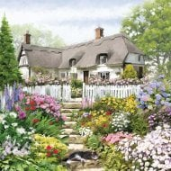 1000 Piece Jigsaw - Country Cottage