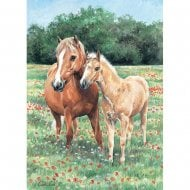 1000 Piece Jigsaw - Mother & Foal