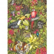 1000 Piece Jigsaw - Rainforests Of The Wild
