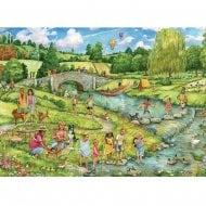 1000 Piece Jigsaw - The Great Outdoors