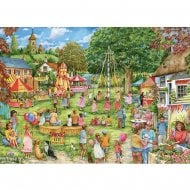 1000 Piece Jigsaw - Village Fete