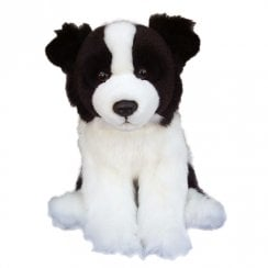 "12"" Border Collie Soft Toy"