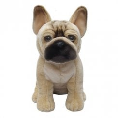 "12"" French Bulldog Soft Toy"