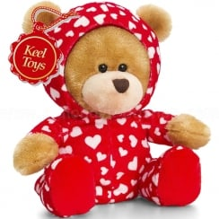 14cm Pipp The Bear Valentine Pajama