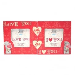 2 Piece Love Photo Frame