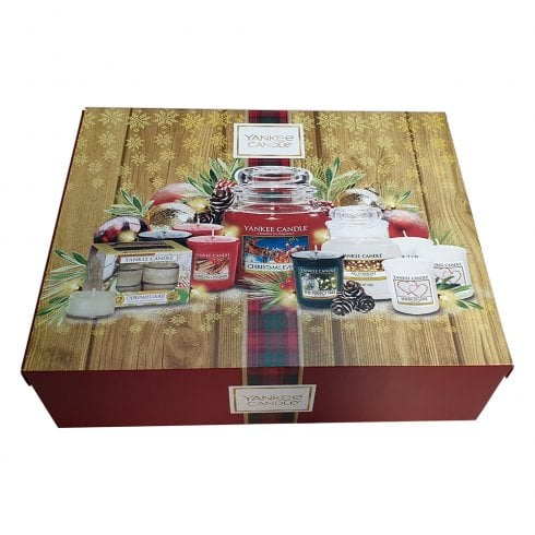 Yankee Candle 2019 Wow Ultimate Festive Gift Set