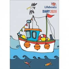 2020 Diary - Lifeboats