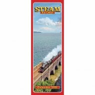 2021 Slim Calendar-Steam Railway