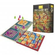 2in1 Games Set - Snakes and Ladders * Ludo
