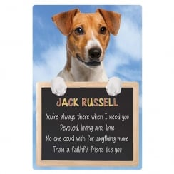 3D Home Hang-Up Jack Russell