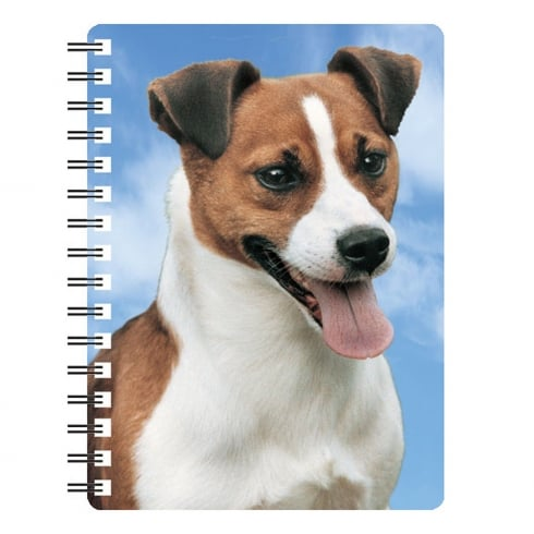 Faithful Friends Collectables 3D Notepad Jack Russell 2