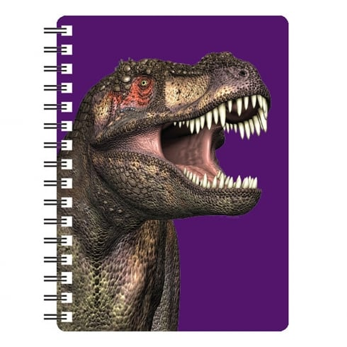 Faithful Friends Collectables 3D Notepad Tyrannosaurus Rex