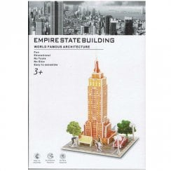 3D-Puzzle World Famous Architecture - Empire State Building