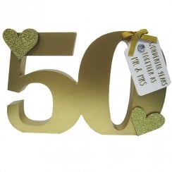 50th Anniversary Block