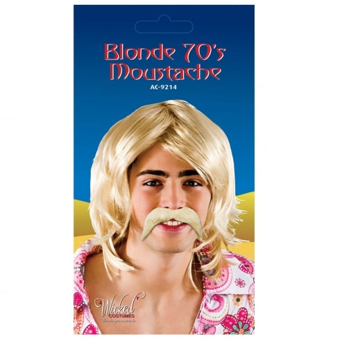 Wicked Costumes 70s Style Tash Blonde