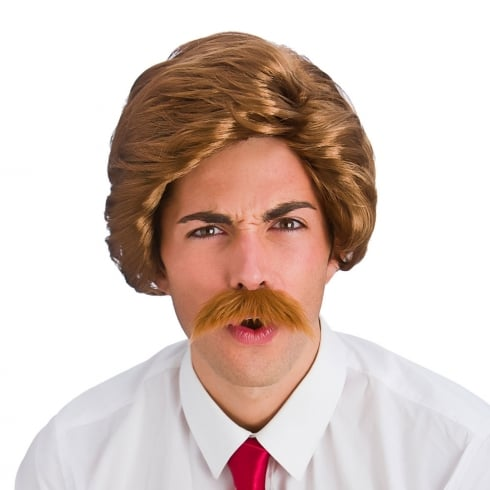 Wicked Costumes 80s Funny Guy Wig