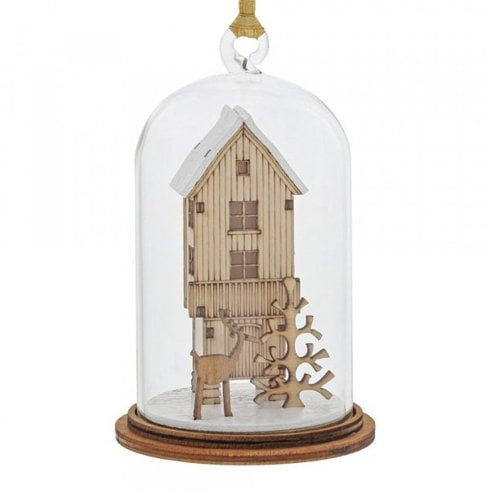 Kloche by Millbrook Gifts A Christmas Wish Hanging Ornament A30270