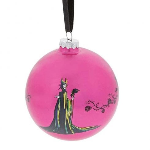 Disney Enchanting Collection A Forest of Thorns Maleficent Bauble