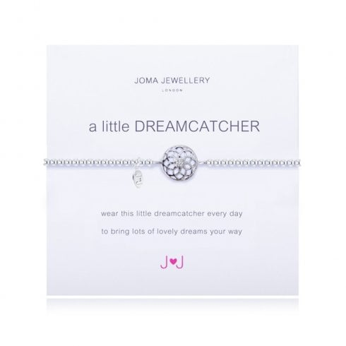 Joma Jewellery A Little Dreamcatcher Bracelet