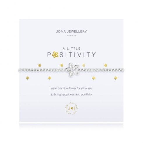 Joma Jewellery A Little Positivity Bracelet