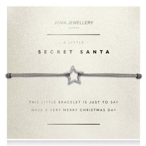 Joma Jewellery A Little Secret Santa Bracelet