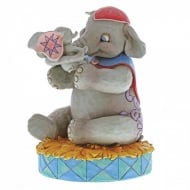 A Mothers Unconditional Love Mrs Jumbo & Dumbo Figurine