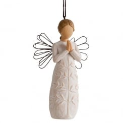 A Tree A Prayer Angel Hanging Ornament