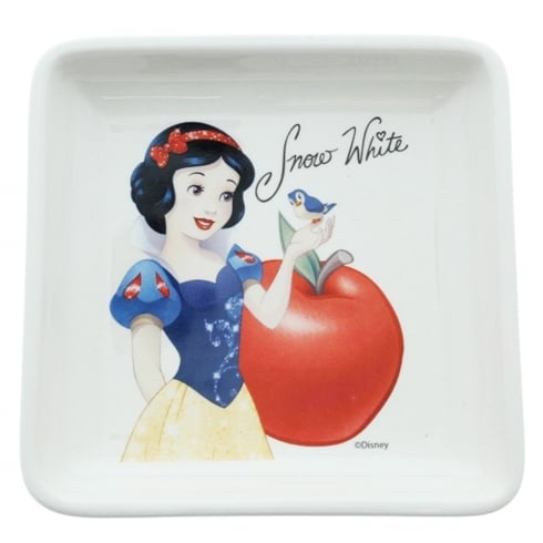 Disney Enchanting Collection A Wishing Apple Snow White Trinket Tray
