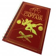 A5 Harry Potter Notebook - Quidditch Captain