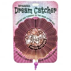 Abigail Spinning Dream Catcher