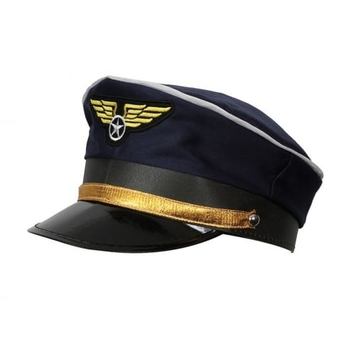 Wicked Costumes Airlines Pilot Hat