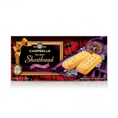 All Butter Shortbread Fingers 150g