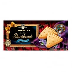 All Butter Shortbread Triangles 120g