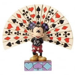 All Decked Out Mickey Mouse Figurine