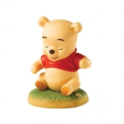 All Giggles & Smiles Baby Winnie The Pooh Figurine