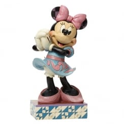 All Smiles Minnie Mouse Statement Figurine
