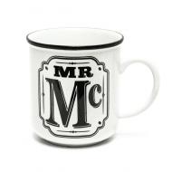 Alphabet Mugs - Mr Mc
