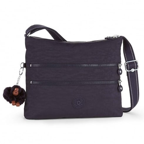 Kipling Alvar Blue Purple C