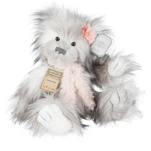 Silver Tag Bears Amelia Limited Edition Bear