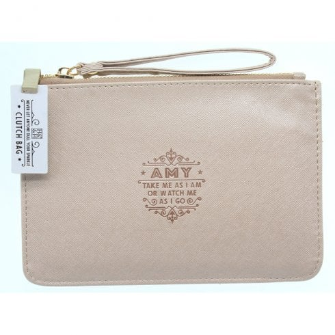 History & Heraldry Amy Clutch Bag