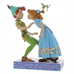 An Unexpected Kiss Peter & Wendy 65th Anniversary