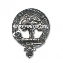 Anderson (of Wester Ardbreck) Clan Crest Key Fob