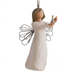 Angel Of Hope Hanging Ornament