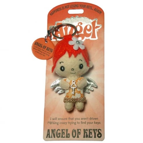 Watchover Angels Angel Of Keys Angel Keyring