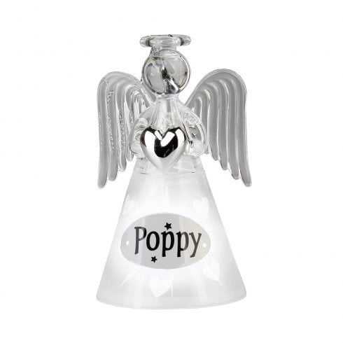 History & Heraldry Angel - Poppy
