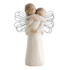Angels Embrace Figurine