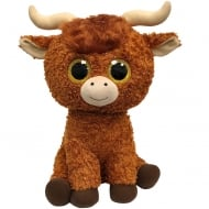 Angus Highland Cow Large Plush Soft Toy