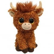 Angus Highland Cow Small Plush Soft Toy