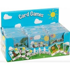 Animal Card Games - Happy Families